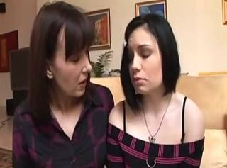 Daughter Hardcore  Mom Pornstar Threesome