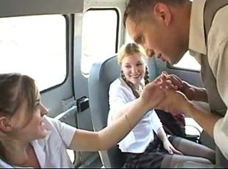 School Bus Girls   Scene  b