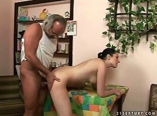 Amateur Doggystyle Hardcore Old and Young Teen