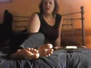 Feet Fetish Mom