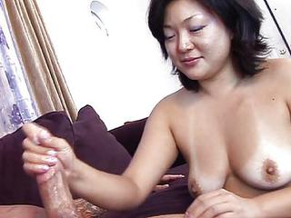 Crying Asian Babe
