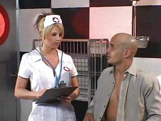 Babe Cute Nurse Uniform