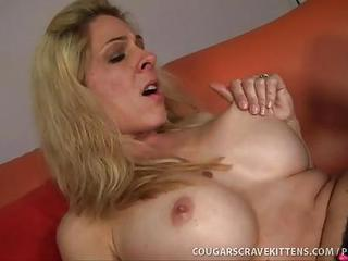 Married Milf Seduces Cute Teen