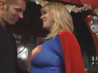 Supergirl Gives Supersex