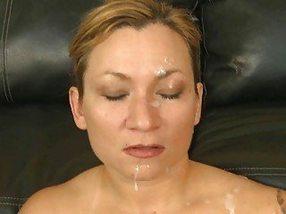 Sexy big titted blonde vixen gets roughly fucked