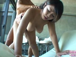 Asian Doggystyle Japanese  Natural