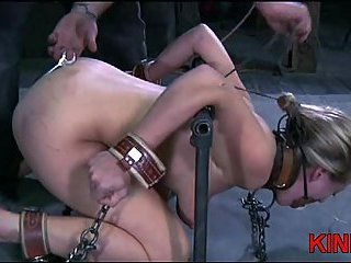 Painful Domination With BDSM