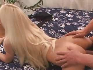 Amazing Ass Blonde Doggystyle  Teen