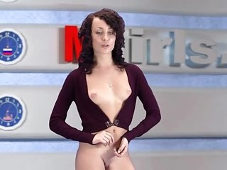 Russian Moskow girl TV Dasha