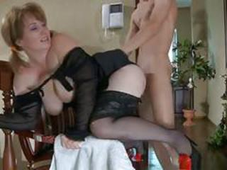 Big Tits Doggystyle Mature Mom Natural Old and Young Russian Stockings