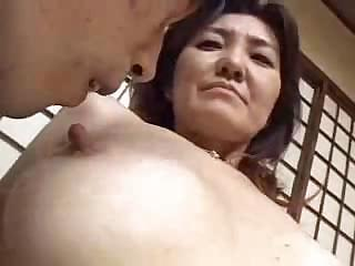 Japanese Mom And Son 11