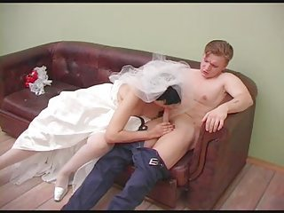 Amateur Blowjob Bride Mature