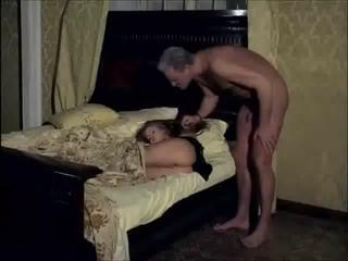 French Papa Screwing Wife And Stepdaughter