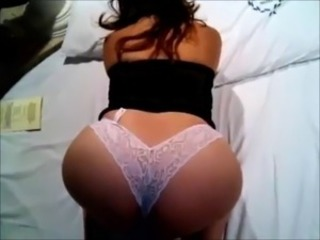 Ass Homemade  Panty