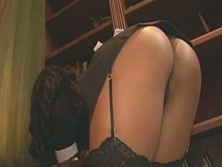 Amazing Ass Maid  Pornstar Uniform