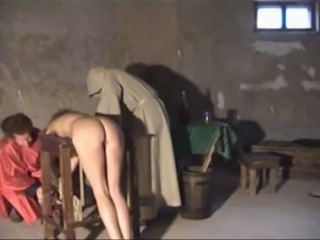 Quaint Spanking Reverie