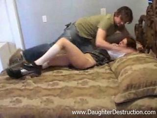 Daughter Hardcore School Teen