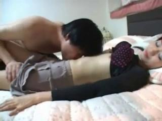 Asian Girlfriend Homemade Korean