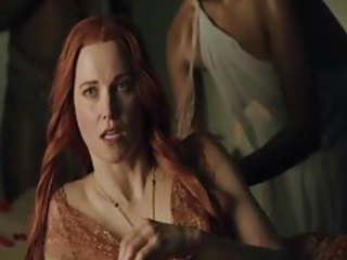 Lucy Lawless - Spartacus tubes