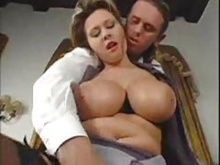 Her huge natural tits are what got him going tubes