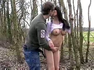 Amateur Outdoor Teen
