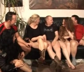 German Swinger Couples Part. 1 - 2