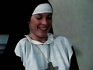 Nun Teen Uniform Vintage