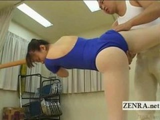 Asian Flexible Japanese Teen