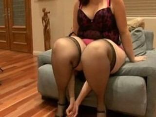 Facesitting Femdom  Stockings