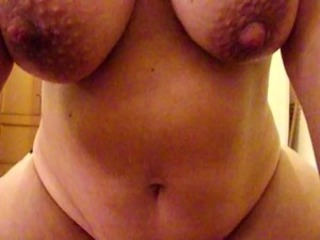 Amateur Big Tits Chubby  Natural Nipples