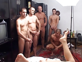 Sperma Gangbang Creampie 01 - XXX German Stream Movie