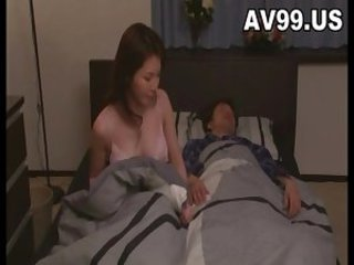 Japan housewife fuck