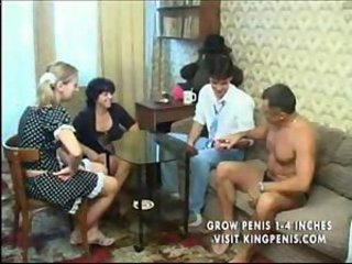 Russian couples swinger game