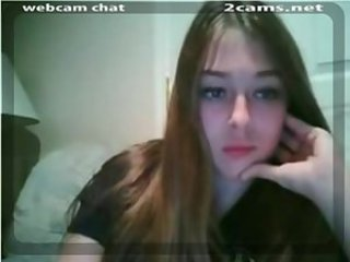 First Time Teen Webcam