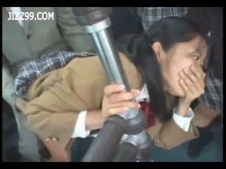 schoolgirl fuecked at the end of one's tether geek on cram with the addition of facial cumshot