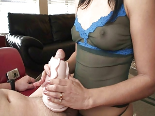 Chica's Place - HJ with Fleshlight