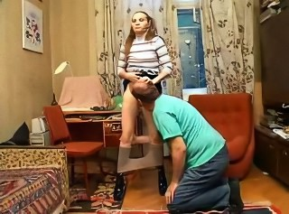 Amateur Daddy Daughter Femdom Old and Young