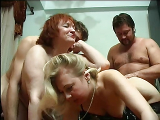 Doggystyle Groupsex Mature Swingers