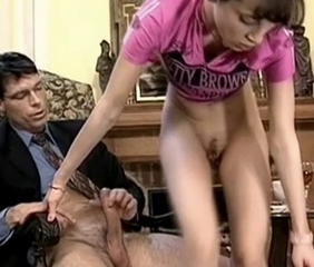 Hot Slut Fucked In The Ass By Old Guy