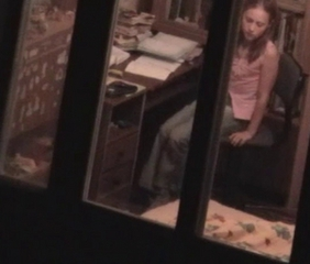 Window Masturbation 1