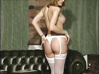 Ass Blonde Lingerie  Pornstar