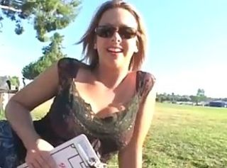 Big Tits Hardcore Mom Outdoor Pornstar
