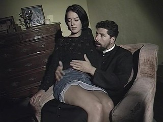 Monica Roccaforte And The Priest