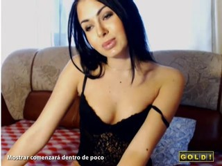 Brunette Cute European Russian Teen Webcam