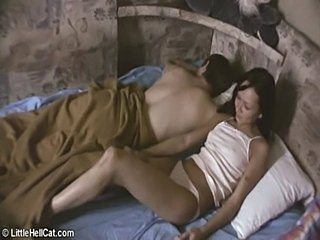 Asian Family Panty Sleeping
