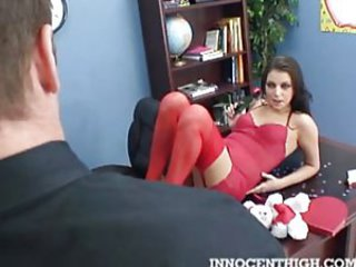 Lingerie Stockings Teacher Teen