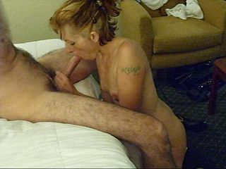 Jade loves cock gobbling