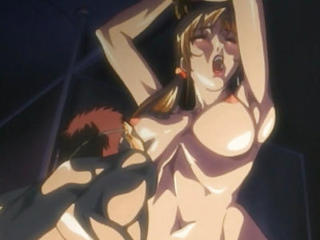 Tied Up Anime With Huge Tits Fucked