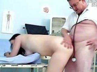 Doctor Doggystyle Old and Young Teen