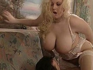 Big Tits Lingerie  Natural Stockings Vintage